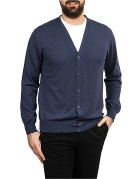Bluette Cardigan Wool Silk Cashmere